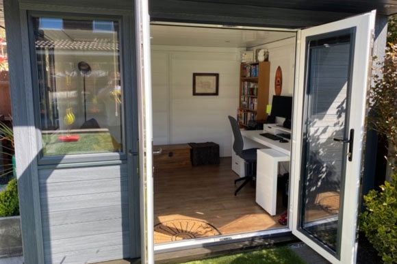 Composite Garden Office Leicester