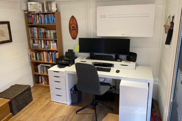 Composite Garden Offices Leicester