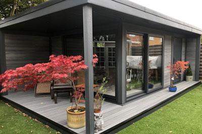 Garden Quiet Retreat Leicester