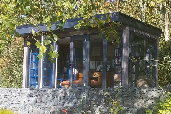 Garden Studio Library Leicester