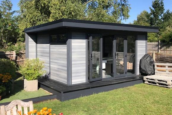 Garden Studio Summer House Leicester