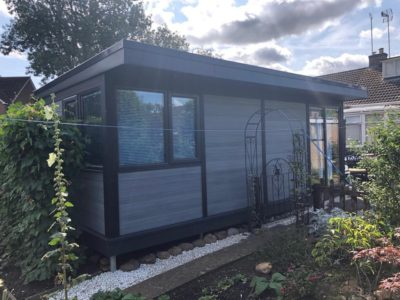 Leicester Complete Fully Insulated Garden Room