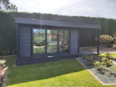 Garden Room In Leicester 1
