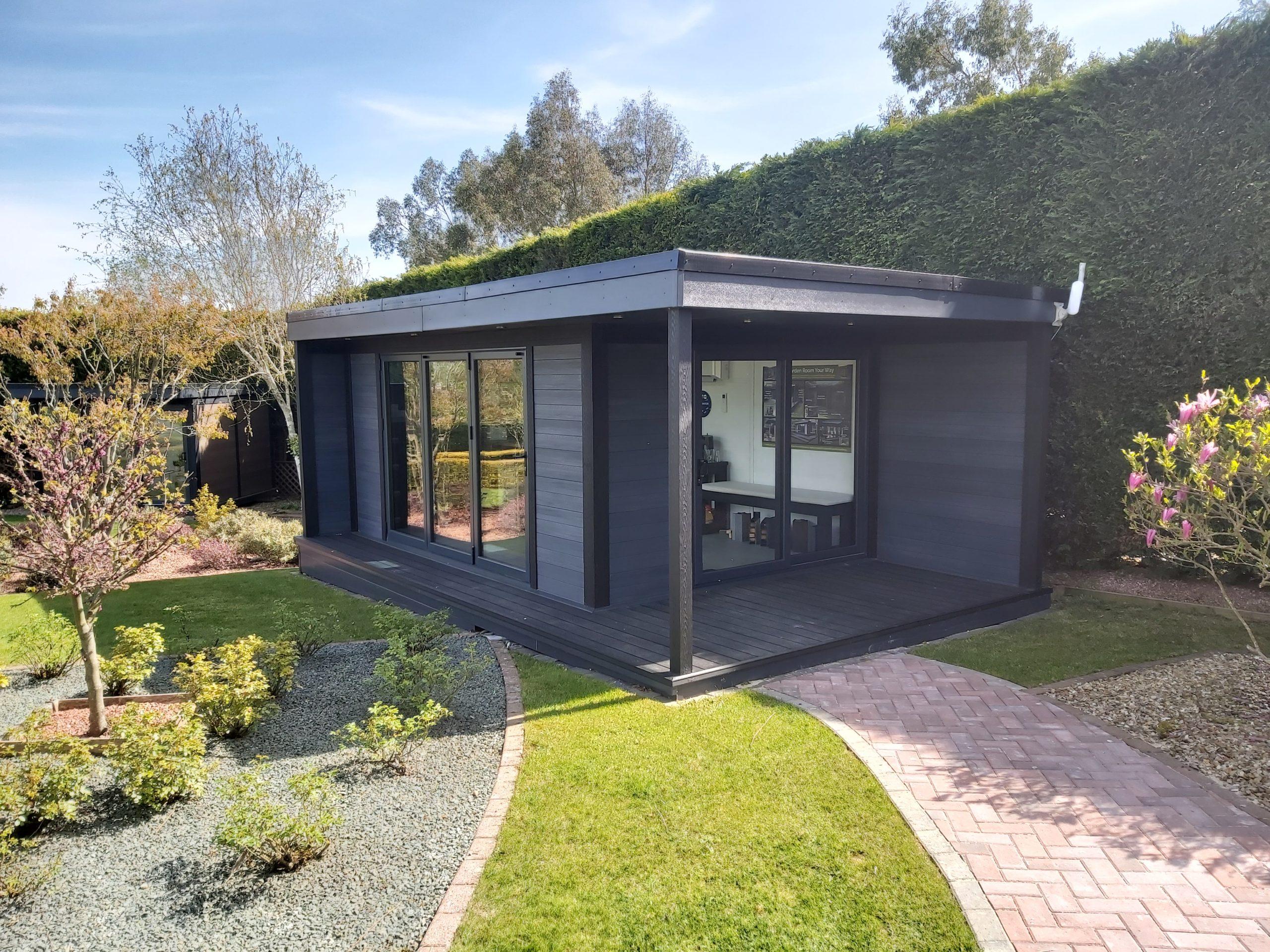 Garden Room In Leicester